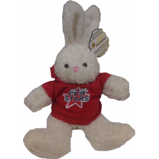 Dundee CCS Stars Mumbles Bunny in T-Shirt Hoodie