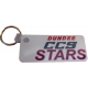 Dundee CCS Stars Rectangle Keyring