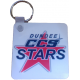 Dundee CCS Stars Square Keyring