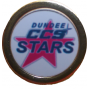 Dundee CCS Stars Pin Badge